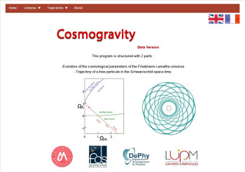 Cosmogravity